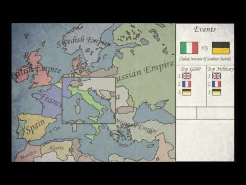 Alternate History of Europe Ep 1