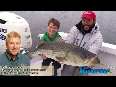 October 13 2016 new jersey delaware bay fishing report for Delaware bay fishing report