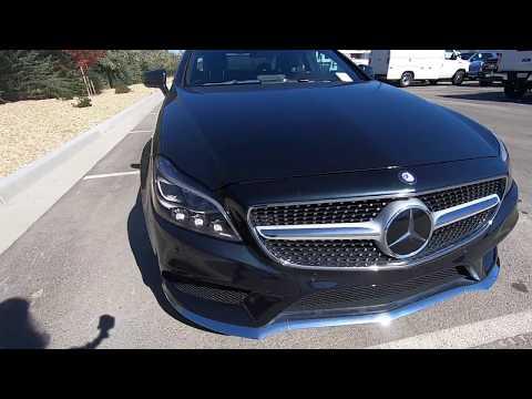 2016 Mercedes-Benz CLS550|Mercedes-Benz Of Draper