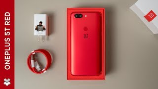 OnePlus 5T Lava Red - I REFUSE to Unbox This Phone!