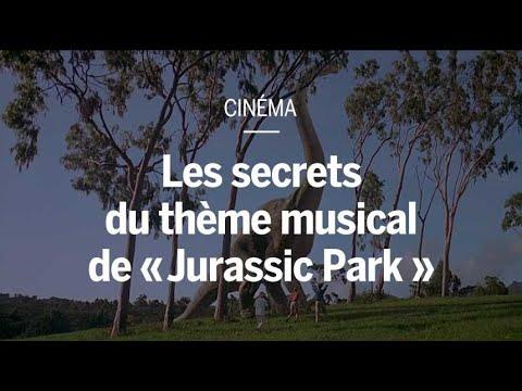 Les secrets du thème musical de «Jurassic Park»
