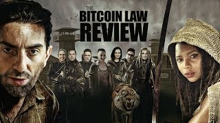 Bitcoin Law Review - SEC's Token Framework, Local Bitcoiners Sentenced & Lawsuit Drama