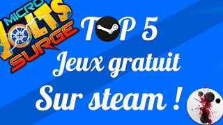 TOP 5 DES JEUX PAS LOURD ET GRATUIT SUR STEAM ET INTERNET