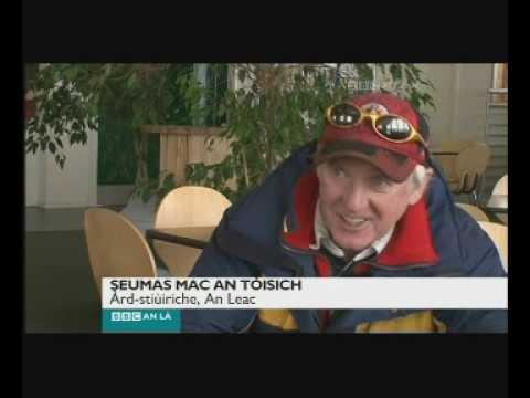 Ionadan Sgithidh / Scottish Ski Centres On BBC Alba