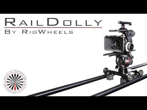 RailDolly Multi-Function Camera Dolly System