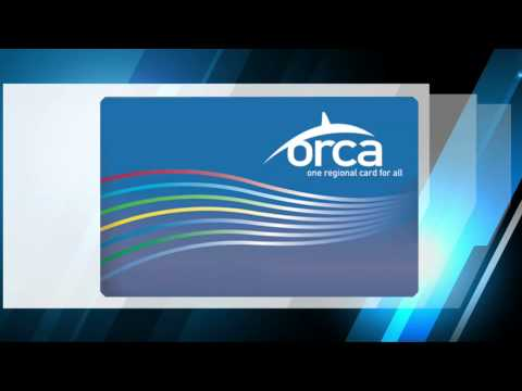 "ORCA card gives riders an all-day ""tourist"" price with local transit agencies"