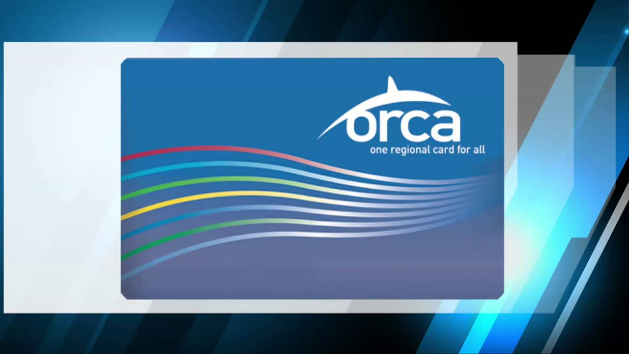 """ORCA card gives riders an all-day """"tourist"""" price with ..."""