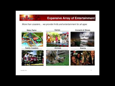 Six Flags Investor Presentation at Wells Fargo Technology, M