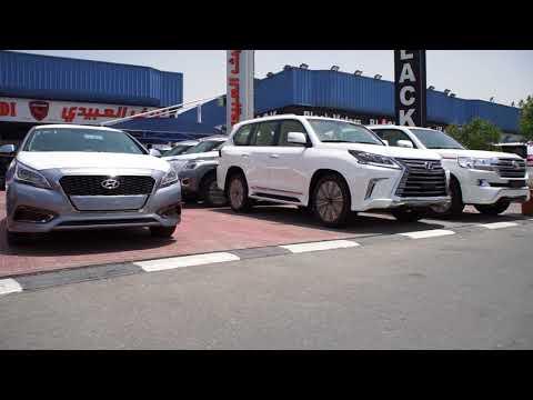 Laith al Obaidi Cars Trading - Company  Presentation