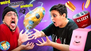 SHOCK POTATO &amp a GLIZZY Toaster??  Amazon Weird Products Part 3 (FV Family)