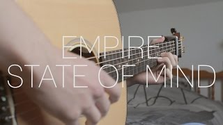 Alicia Keys - Empire State Of Mind (New York) - Fingerstyle Guitar - With Tabs