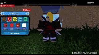 ROBLOX: Beyond-1 new version Code {102} [Vegetto_SSJ2]