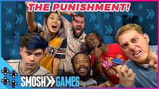 AUSTIN CREED's SUPER SALTY PUNISHMENT from SMOSH GAMES