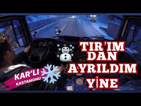 KARLI BOYABAT RAMPASI / BENİ AXOR'UMDAN AYIRDILAR !