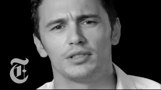 T Screen Test Films : James Franco Interview