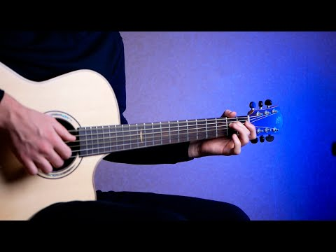 10 КРАСИВЫХ и ПРОСТЫХ переборов наших песен на гитаре   +ТАБЫ