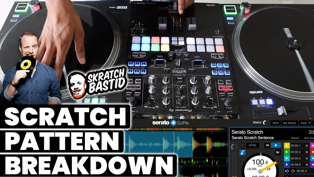 Download How To Learn and Practice New Scratch Patterns (Skratch Bastid Scratch Breakdown)