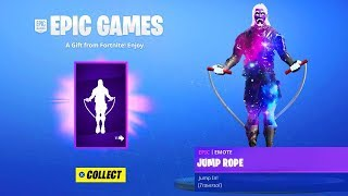 Collect Your FREE EMOTE in Fortnite!
