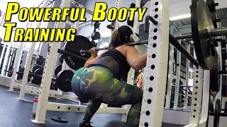 Booty Training - Power Day!