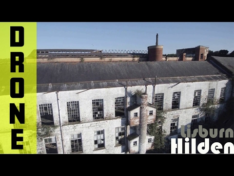 Old Mill, Hilden, Lisburn, Drone Footage