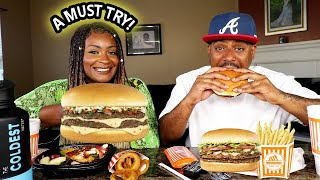 WHATABURGER NEW PICO DE GALLO BURGER REVIEW! REQUESTED VIDEO! WHAT'S GOING ON IN CHINA?