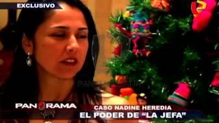 """Caso Nadine Heredia: el poder de """"La Jefa"""" y una posible y grave  nueva denuncia"""