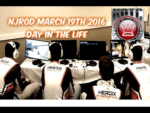 My first Njrod Event March 19th 2016!!