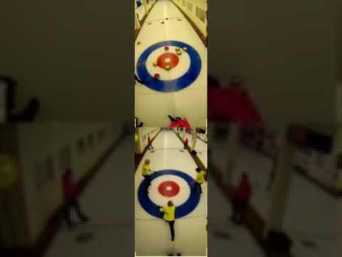 2017 Lithuania woman curling championship 24 03 2017 Slydis vs Ice Heads E02