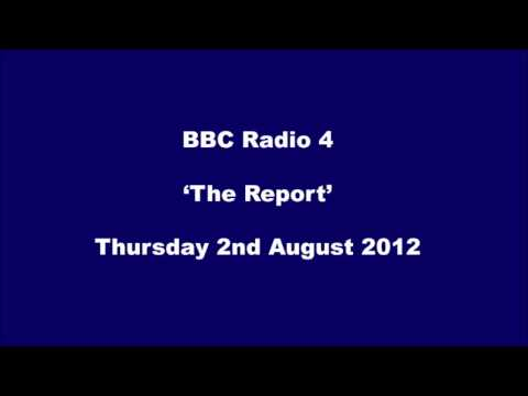 Radio 4 - The Report - The G4S Olympic Security Scandal