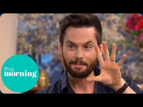 Tom Riley Nearly Went Blind On His First Date With Mean Girls' Lizzy Caplan | This Morning