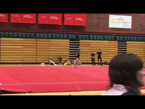 "Isabelle Arnott Welsh Floor & Vault June ""17 Capital Academy"