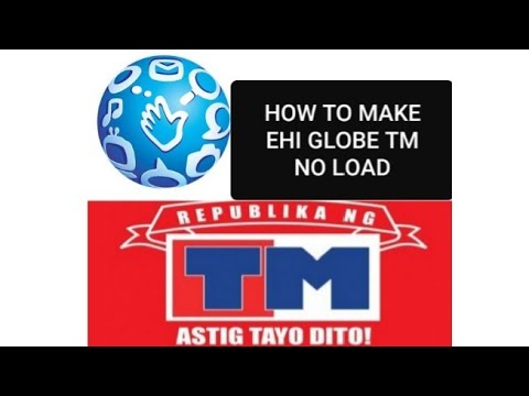 HOW TO MAKE EHI GLOBE NO NEED LOAD