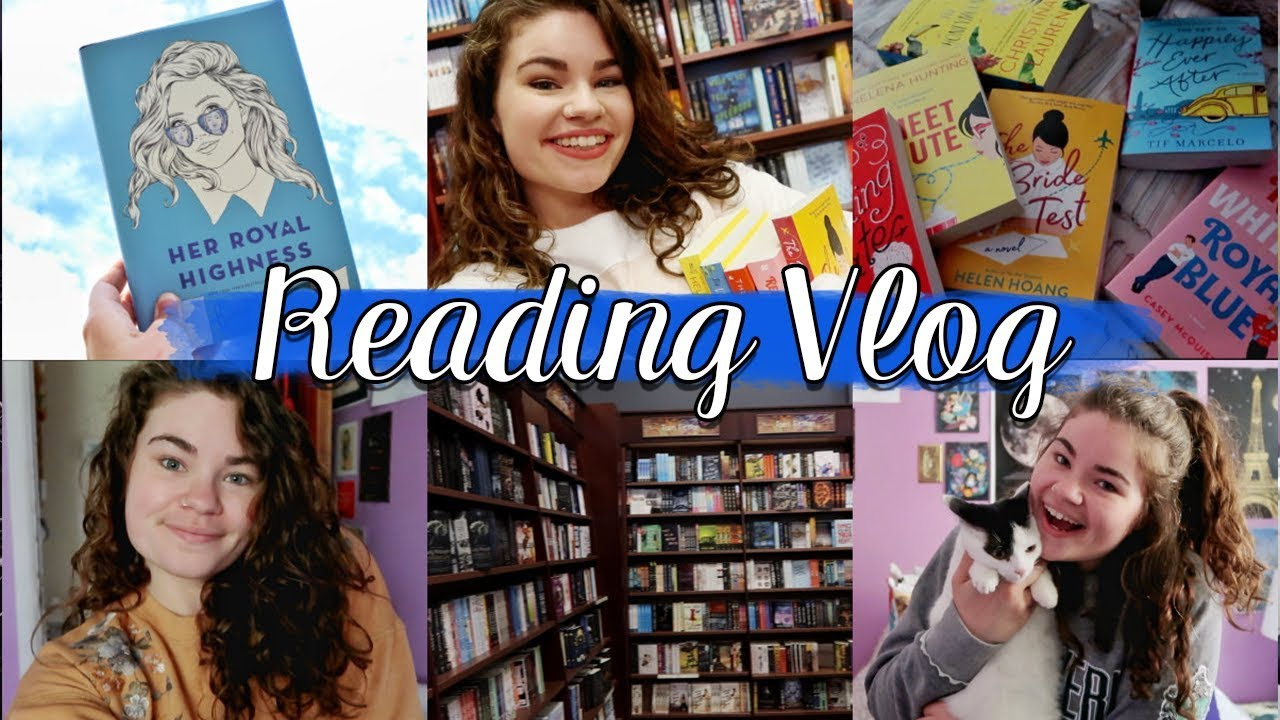Going Book Shopping! | Reading Vlog