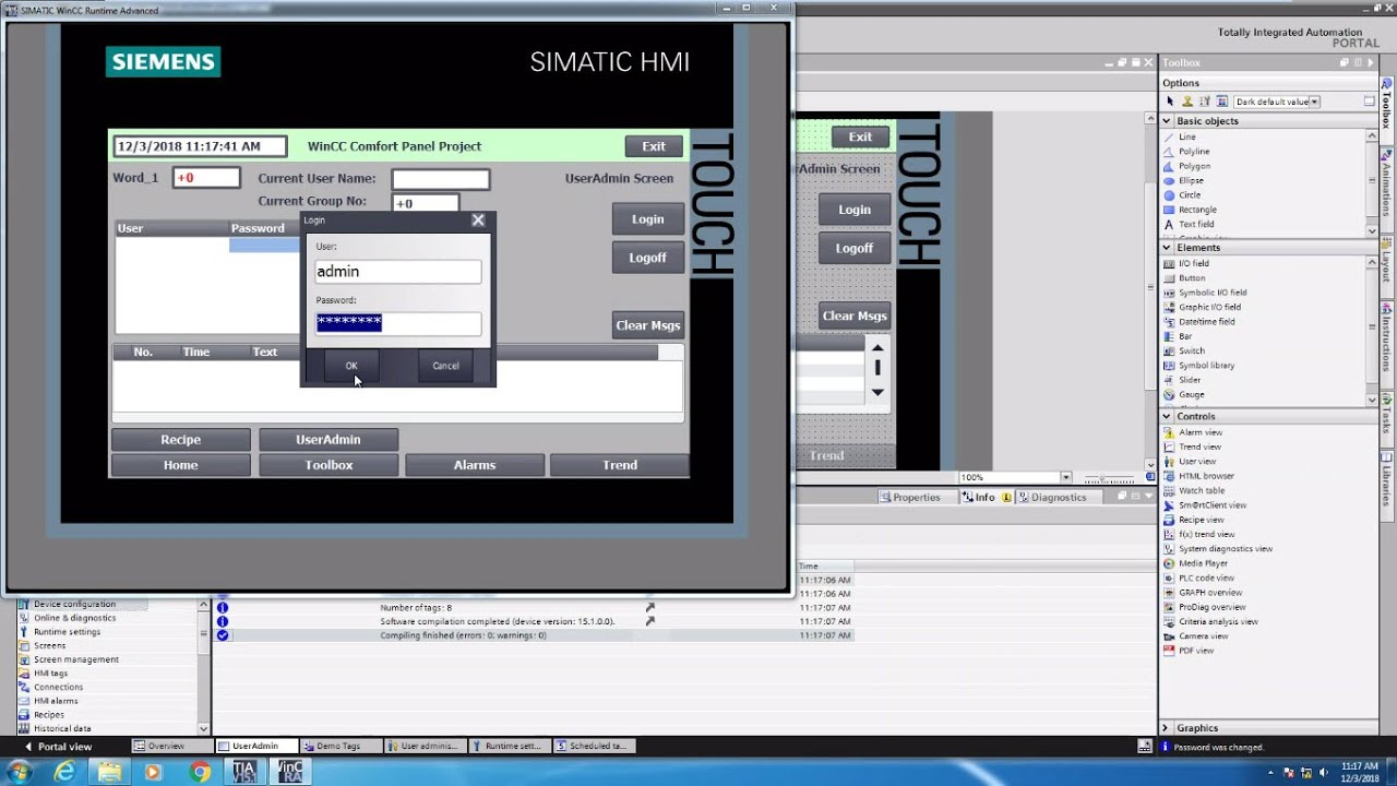 Siemens HMI Video Training Series - Professional Control Corporation - WI  Siemens Distributor