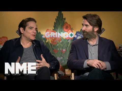 Yul Vazquez and Sharlto Copley: 'Gringo director Nash Edgerton is at the top of his game'