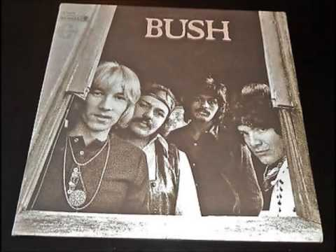 Bush (Side 1) – Rare 1970 US Pressing `Only Ever Release` Domenic Troiano `Mandala`