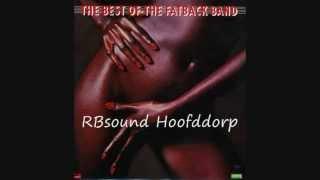 The Fatback Band - She's My Shining Star - 1982 ( HQsound )