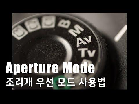 비싼 카메라 자동 모드만 하니? 조리개 우선 모드 제대로 배워서 카메라 지대로 써먹자! Five Minute Photography I Aiden Eom