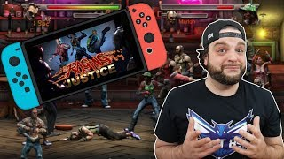 Raging Justice for Nintendo Switch - The Return of the BeatEmUp? | RGT 85