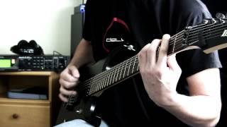 DiMarzio Illuminator 7 String Pickups - Bridge & Neck