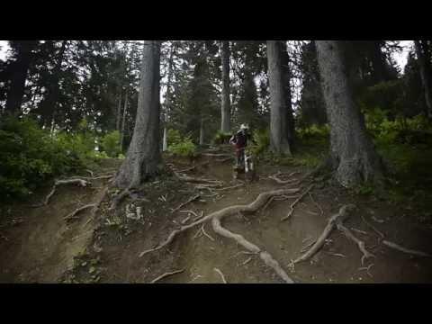 Drift 2. More Downhill Mountain Biking in Morzine