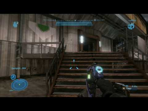 Halo: Reach on Legendary in 98 minutes - *8 WORLD RECORDS!!!*