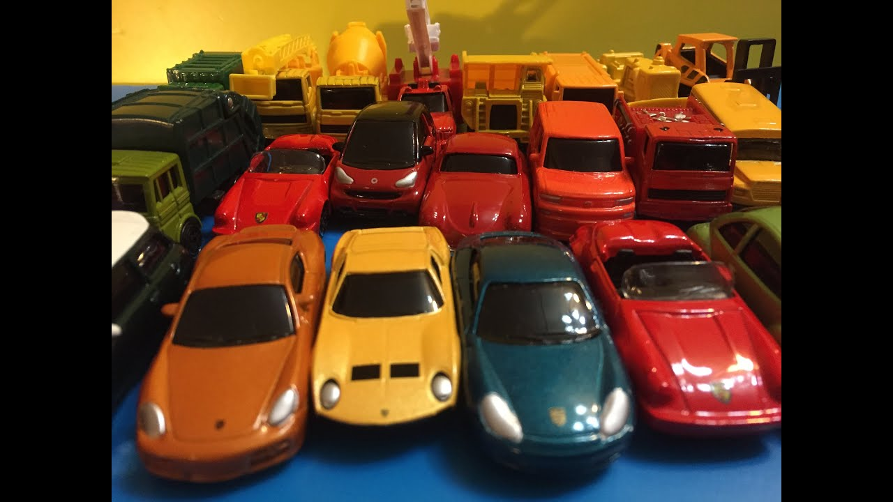how to make diecast cars