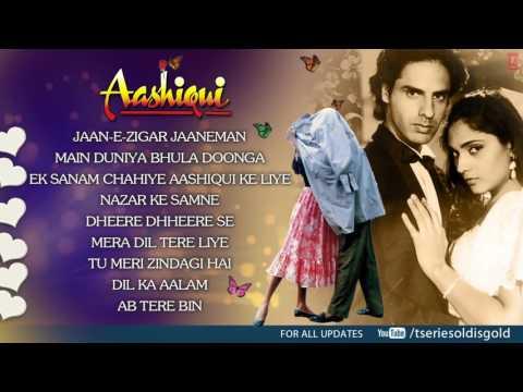 'Aashiqui' Movie Full Songs   Rahul Roy, Anu Agarwal   Jukebox