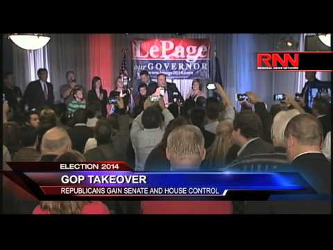 GOP Takeover - Republicans Gain Senate and House Control ...
