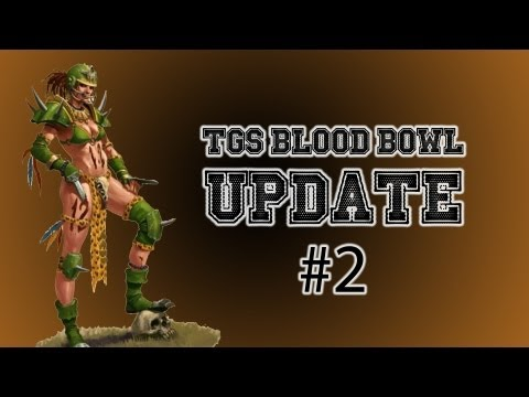 Blood Bowl Update #2!: 4 Matches In |