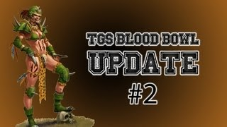 Blood Bowl Update #2!: 4 Matches In
