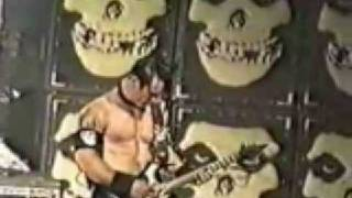 Misfits Children In Heat Live 1996