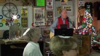 "George Hamilton IV: Christmas Concert on the ""Viva! NashVegas® Radio Show"" Dec. 23, 2013"