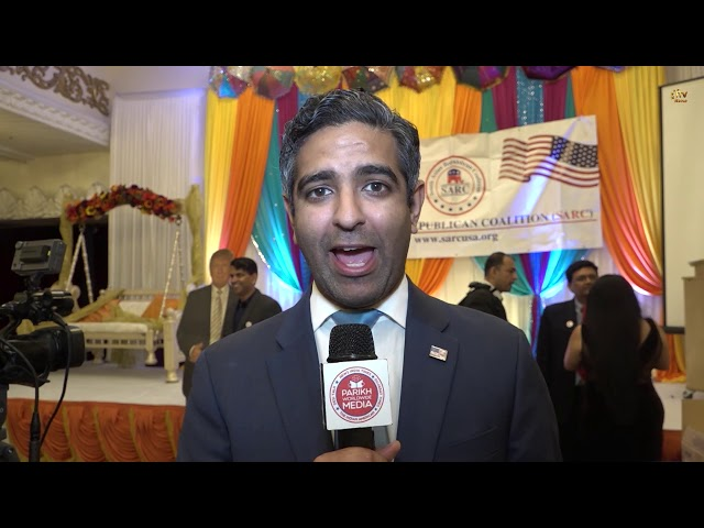NJ GOP & SARC Advocate For Republican Party - Royal Albert's Palace - Fords
